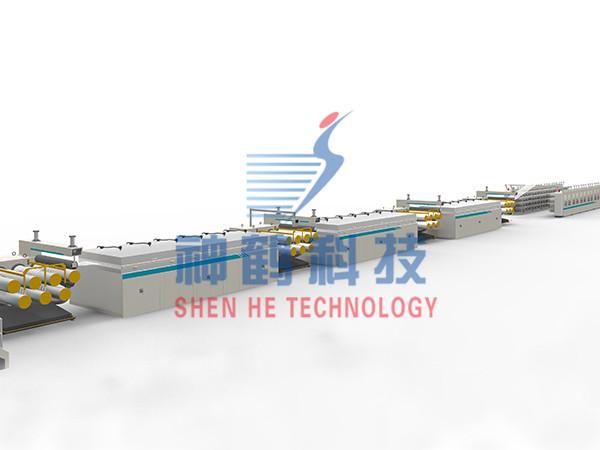 超高分子量聚乙烯高耐磨纤维生产线