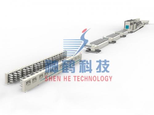 耐热变超高分子量聚乙烯纤维生产线