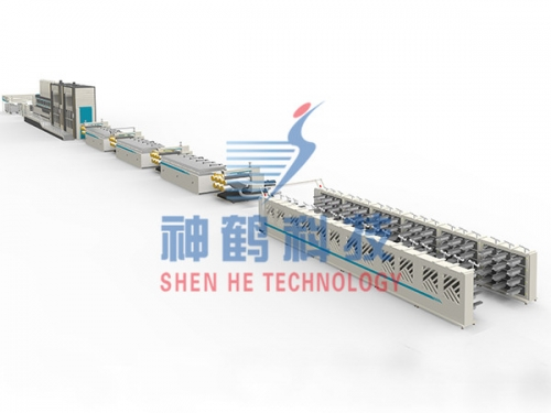 干法纺超高分子量聚乙烯纤维生产线