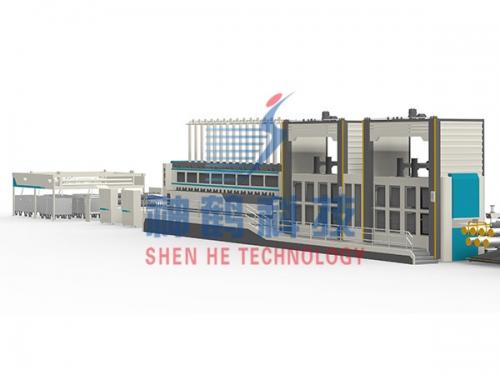超高分子量聚乙烯消光纤维生产线