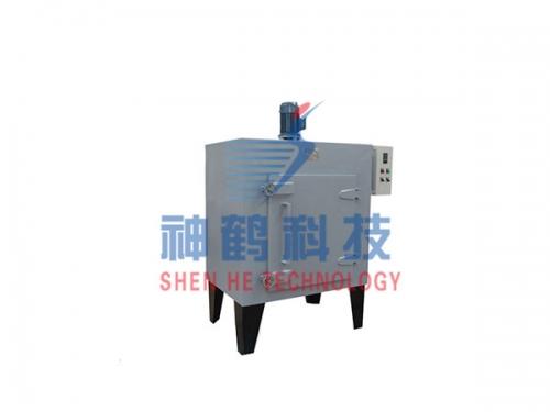 箱式风循环预热炉