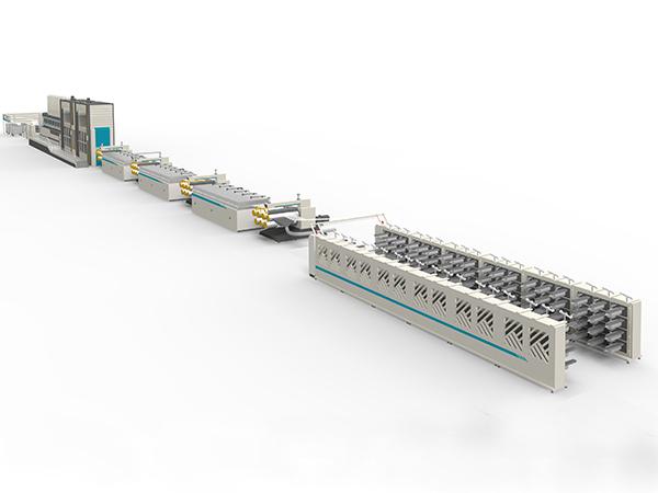 新型干法纺超高分子量聚乙烯纤维生产线
